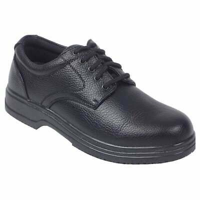 Deer Stags Service Oxford Work Shoes  Casual   Work & Safety - Black - Mens