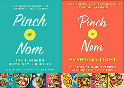 Pinch of Nom : 2 BOOK 100 Slimming Home-style Recipe  (P.D.F/EB00K)