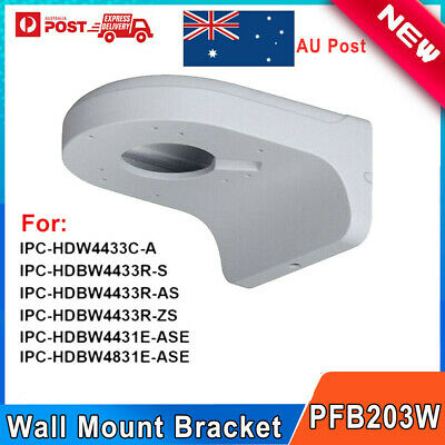Dahua Waterproof Wall Mount Bracket PFB203W Fit for IPC-HDW4433C-A/R-ZS