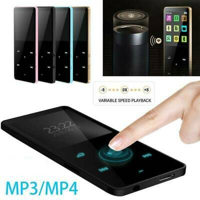 Bluetooth MP3 Player MP4 Media FM Radio Recorder HIFI Music Speakers W/Headphone