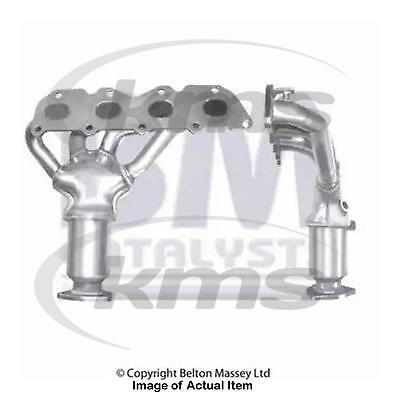 5//06-4//10 BXW engine 1st cat BM91588H Catalytic Converter SEAT IBIZA 1.4i 16v