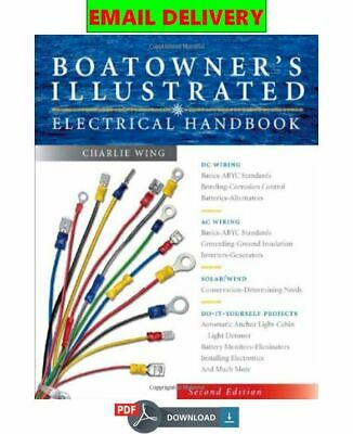 Boatowner s Illustrated Electrical Handbook ᴇʙᴏoᴋ