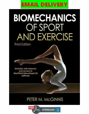 Biomechanics of Sport and Exercise ᴇʙᴏoᴋ