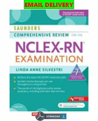 Saunders Comprehensive Review for the NCLEX-RN Examination ᴇʙᴏoᴋ