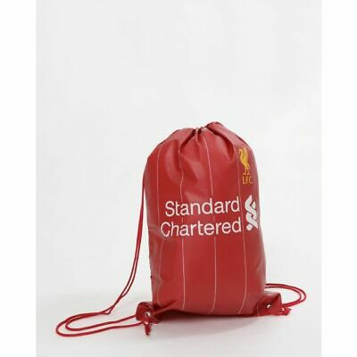 Official Merchandise Liverpool fc Reusable String bag Home Kit Design Rare