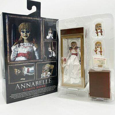 NECA Ultimate Annabelle Comes Home Action Figure The Conjur-ing On Hand Now 7inc