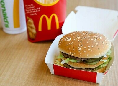 Big Mac and Fries Voucher for Lifetime.