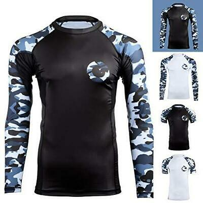 The Top 5 Best BJJ and MMA Rash Guards (2020)