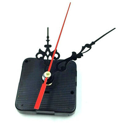 DIY 1 Set Silent Quartz Clock Movement Mechanism Kit Battery Powered Hand T RC