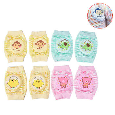 1Pair Cute Knee Pads for Baby Leg Warmer Kids Safety Crawling & Baby Foot W D RC