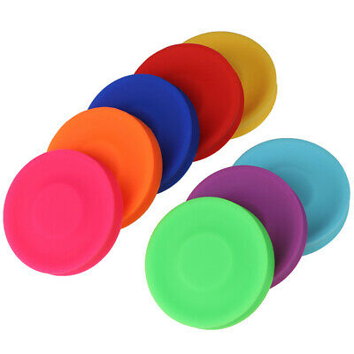 1PCS New Mini Soft Pocket Spin Catching Game Flying Toys Disc fiC RC