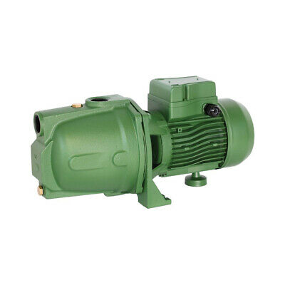 Sea Land Jet 82 M 240V Centrifugal Pump Cast Iron Self Priming Water 50 LPM