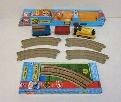 Tomy Thomas The Tank Engine Train Set Trackmaster Starter Pack Proteus Boxed