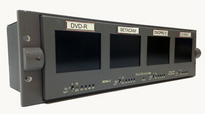 Panorama dtv MON4-3 LCD Video Monitor