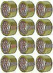 """Clear Packing Tape 2""""X55 Yds (12 Pack)"""