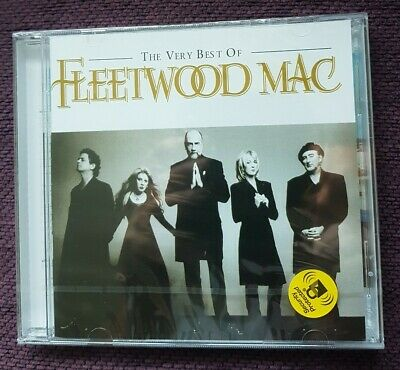 Fleetwood Mac The Very Best Of  Rare  2Xcd Album Brand New+Sealed   Look!!!