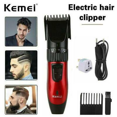 Cordless Hair Clippers Mens Barber Set Rechargeable Trimmer Beard Shaver Razor