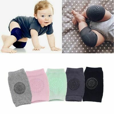 Baby Knee Pads Kids Leg Warmers Crawling Protector Pad Children Cotton Kneecaps