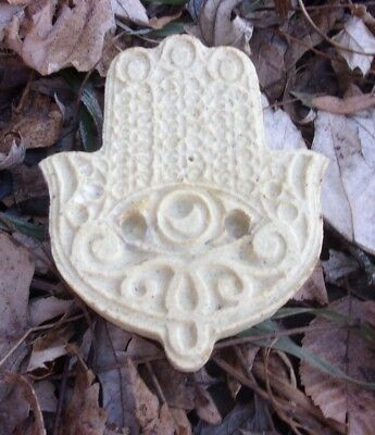 "Joy poly plastic mold plaster concrete wax resin soap mould 3.5/"" x 2.5/"" x 1.20/"""