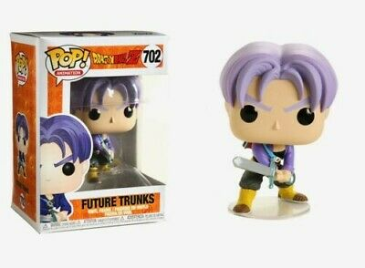 Funko Pop Animation: Dragon Ball Z - Future Trunks 702 BNIB FREE SHIPPING