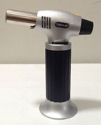 Butane Torch Lighter Thrust Jet Gun Lighter Welding Adjustable Flame Multi USA