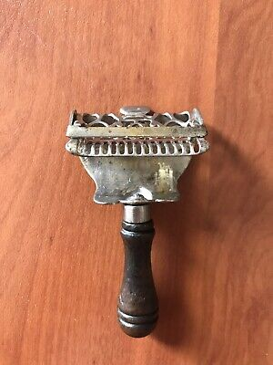 Rasoio Vintage Razor Gem Junior Bar 1901
