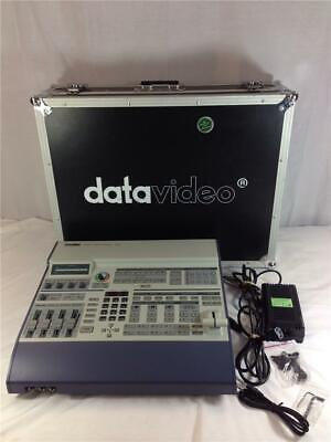 DataVideo SE-800 Digital Video Switcher Mixer with Case