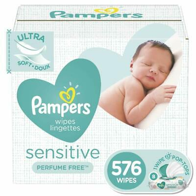 Water Based Baby Diaper Wipes Infant Infants Diapers Wipe Unscented