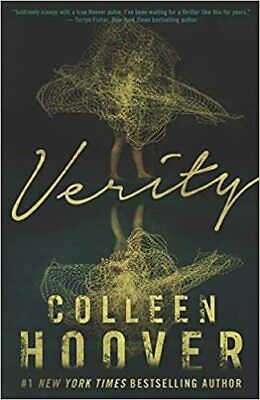 Verity by Colleen Hoover (2018. Digital)