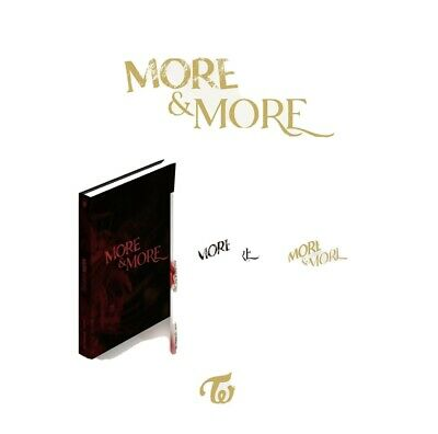 TWICE - [ MORE & MORE ] 9th Mini Album Pre-order | US Seller