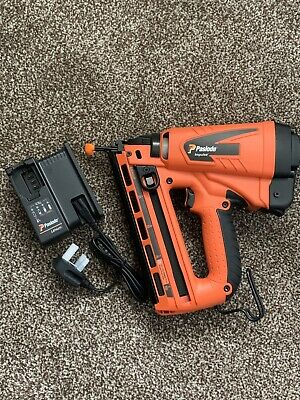 Paslode IM65A F16 Lithium Angled Nailer Bare Unit Body Only Plus Charger