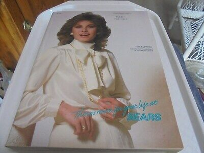 Vintage 1985 Sears Fall and Winter Catalog