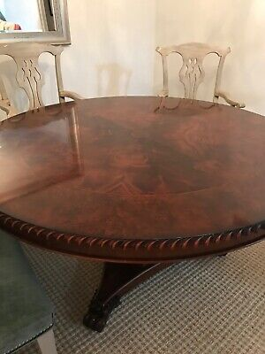 Near Perfect Condition Wood Vintage Table