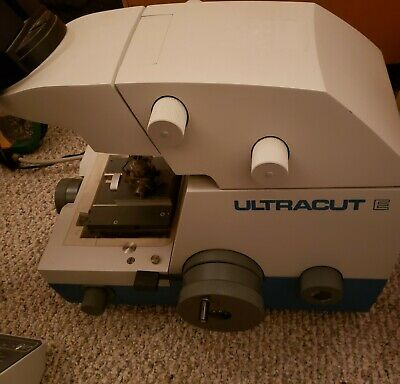Reichert-Jung Ultracut E Type 701704 Stereo Star Zoom and Controller MICROTOME