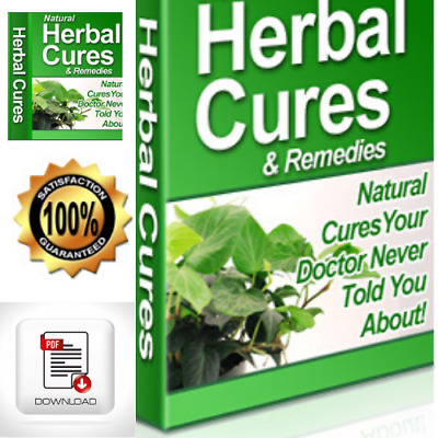 Natural Herbal Cures and Remedies PDF E-book