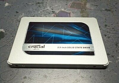 "Crucial MX500 500 GB Internal SSD 2.5"" (CT500MX500SSD1)"