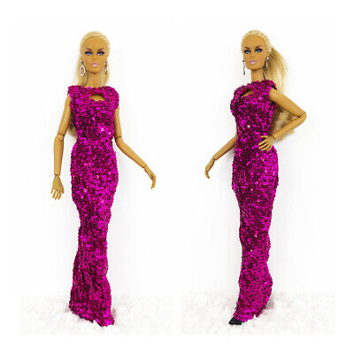 Fashion Royalty Handmade Magenta Dress Integrity Toys Color Infusion Clothes