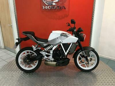 2016 '16' Hyosung GD250N GD250 GD 250 N Naked Motorcycle
