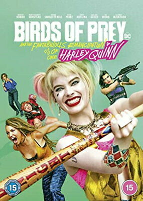 Birds of Prey (and the Fantabulous Emancipation of One Harley Quinn) [DVD] [2020