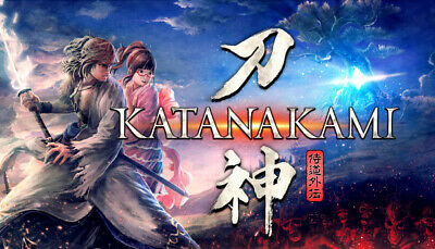KATANA KAMI: A Way of the Samurai Region Free Steam Multi Activation GLOBAL PC