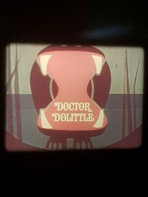 16mm Film Doctor Dolittle being  Sold To Clear.1967