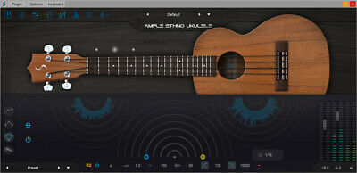 Ample Sound Ethno Ukulele  III VST-AU-AAX | Windows & Mac | FAST Delivery