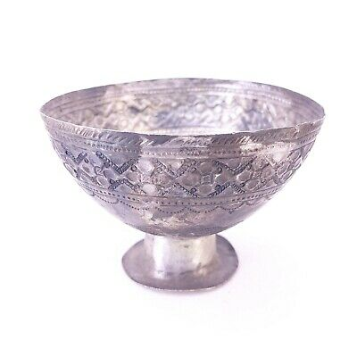 Middle Eastern Silver Cup
