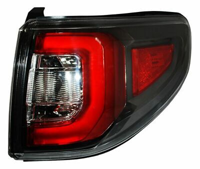 New Tail Lamp Led Passenger Side Rh Acadia 13-16 Gm2805113,84051376