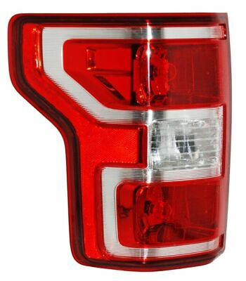 NEW TAILLAMP DRIVER SIDE LH F-150 2018-19, without led JL3Z 13405 H