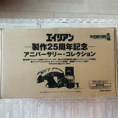 Ok Dvd Alien 25Th Anniversary Collection With Figure