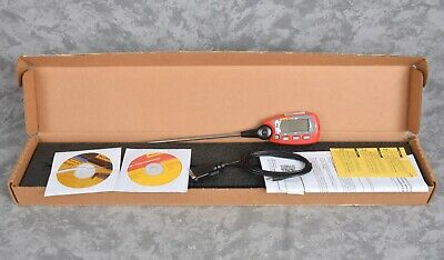 Fluke 1551A EX Stik Thermometer Readout Industrial Temperature Calibrator Probe