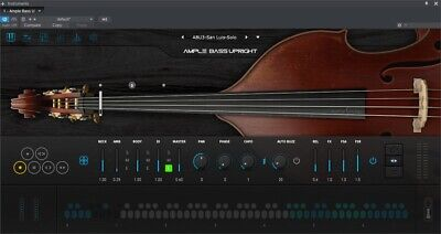 Ample Sound Bass Upright III  VST-AU-AAX | Windows & Mac | FAST Delivery