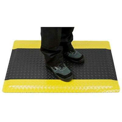sUw - Industrial Anti Fatigue Mat Black Regular