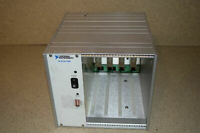 National Instruments Ni Scxi-1000 4 Slot Chassis (Y1)